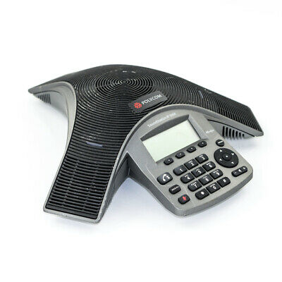 Polycom Soundstation Ip 5000 Ip Conference Phone 2201-30900-001