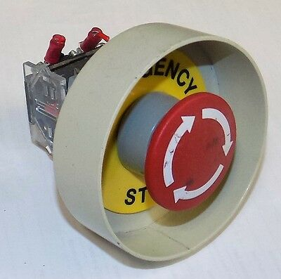 Eao 704.910.4 Emergency Push Pull Button E-stop Switch