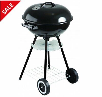LARGE KETTLE STYLE BBQ GRILL OUTDOOR BARBECUE