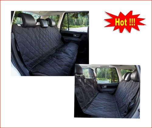 Dog Seat Cover for Back Seat, Waterproof Pet Seat Cover Scratch Proof Car.