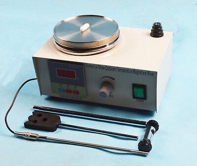 85-2 Magnetic Stirrer With Heating Plate Mixer Stir Bar Desktop For Lab210001
