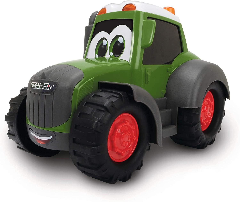 Dickie Toys 193367 Happy Fendt Traktor Trecker Bauernhof Spielzeug Größe 25 cm