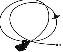 BA BF XR FORD BONNET HOOD RELEASE CABLE COMPLETE Heckenberg Liverpool Area Preview