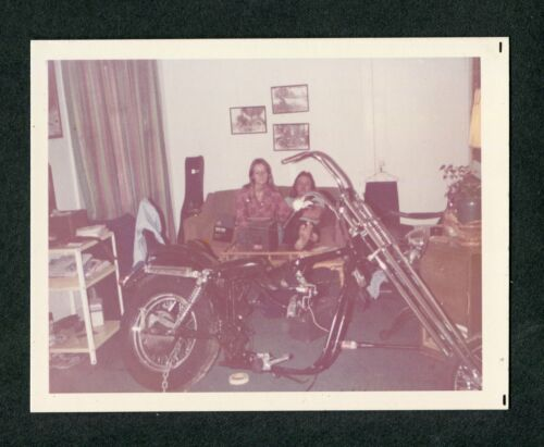 Unusual Color Photo Married to Motorcycle Club Harley Davidson Furniture 423092