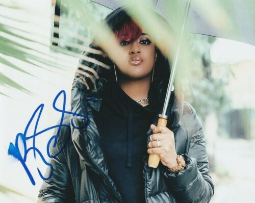 * RAPSODY * signed autographed 8x10 photo * POWER * SIJOURNER * 4