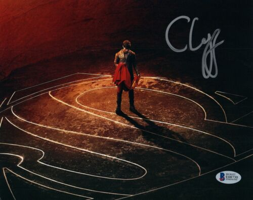 Cameron Cuffe Signed Autographed 8x10 Photo KRYPTON Beckett BAS COA
