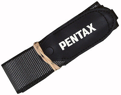 Best Pentax 35mm Camera Strap Ever! Snap pockets for Blind, Hot Shoe Cover.