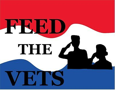 Feed The Veterans