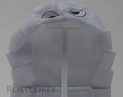 Halloween Thrills & Chills White Mummy Pet Dog Costume Size XSmall - Mummy Dog Costume