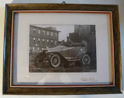 Automobilia Foto Oldtimer Brocken Harz Fotografie Sophus Buch Hann.Münden um1920