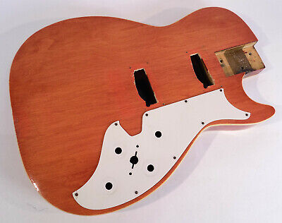 Replacement GUITAR for Harmony Doll by Ideal ~ Classical style faux wood trim ~