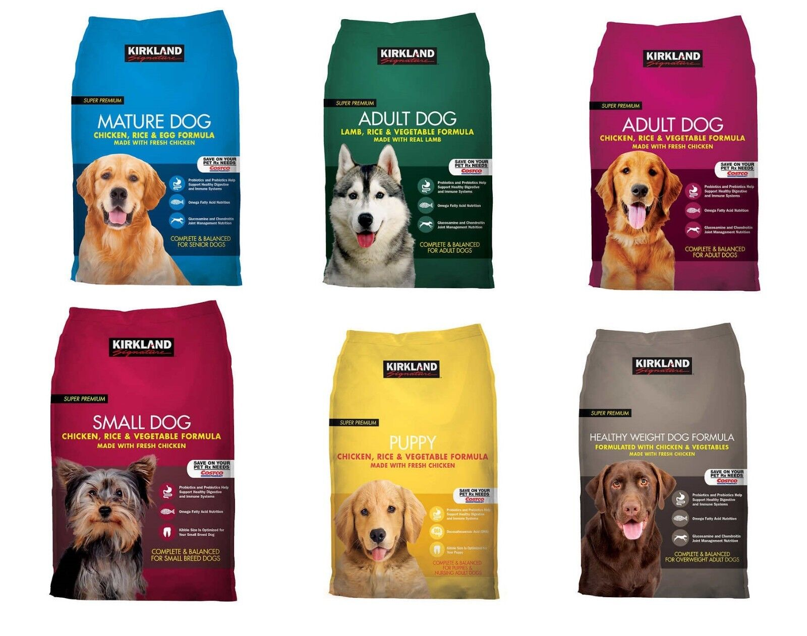 Kirkland Signature Super Premium Dog Food
