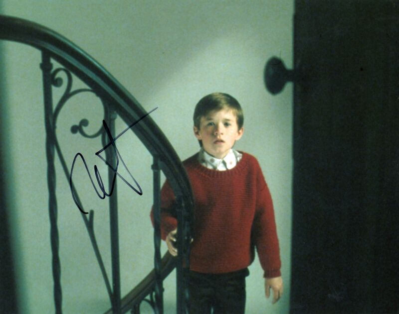 "Haley Joel Osment ""The Sixth Sense"" AUTOGRAPH Signed 8x10 Photo"