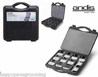 Laube Blade Case - ANDIS AG BG CLIPPER BLADE Protective Storage CASE Tote*For Oster A5,Wahl,Laube