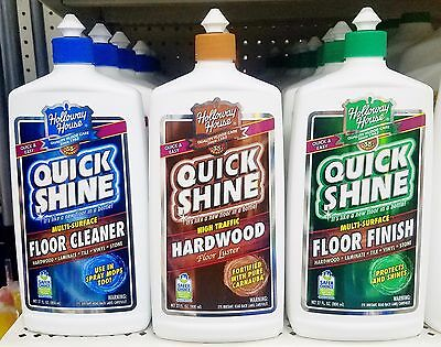 1 Holloway House Floor Care PICK YOUR PRODUCT Cleaner Finish Tile Stone Hardwood