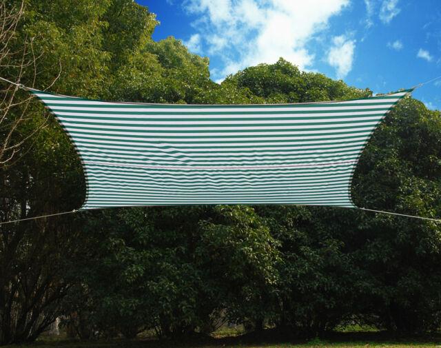 Picture 2 of 6 ... & Kookaburra Sail Shade Sun Canopy Patio Awning Garden 98 UV ...