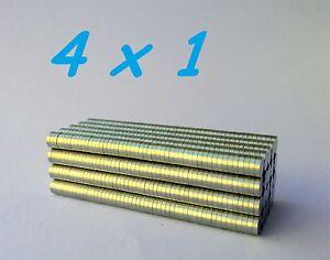 100-MAGNETI-NEODIMIO-4X1-MM-CALAMITA-POTENTE-FIMO-CERAMICA-MAGNETE-CALAMITE