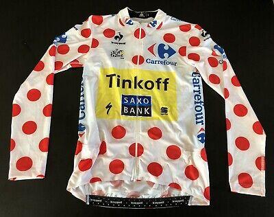 Team Tinkoff Saxo Bank Maglia Pois Rafal Majka Tour De France 2014