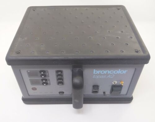 Broncolor topas A2 RFS 1600 W/S Power Pack with Radio Receiver