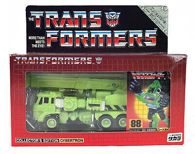 Transformers Takara E-Hobby 88 Road Hauler MIB Complete Authentic
