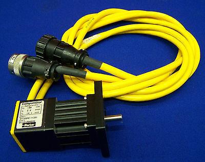 Parker Sm160ae-n10n Compumotor 100v 2.6amps 14.1oz-in