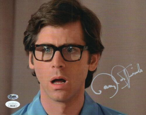 Barry Bostwick Autograph Signed 8x10 Photo - Rocky Horror Picture Show (JSA COA)