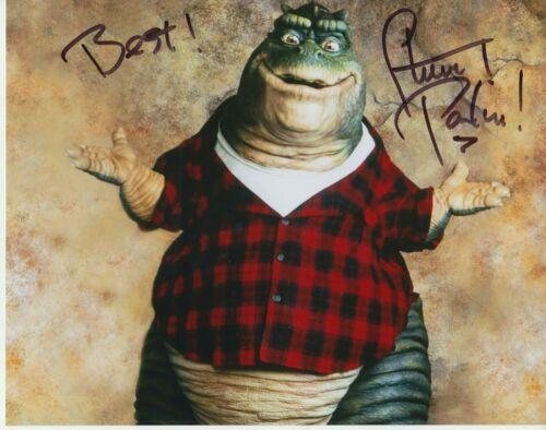 Stuart Pankin (Dinosaurs)   8x10 Signed Photo w/ COA Actor #1
