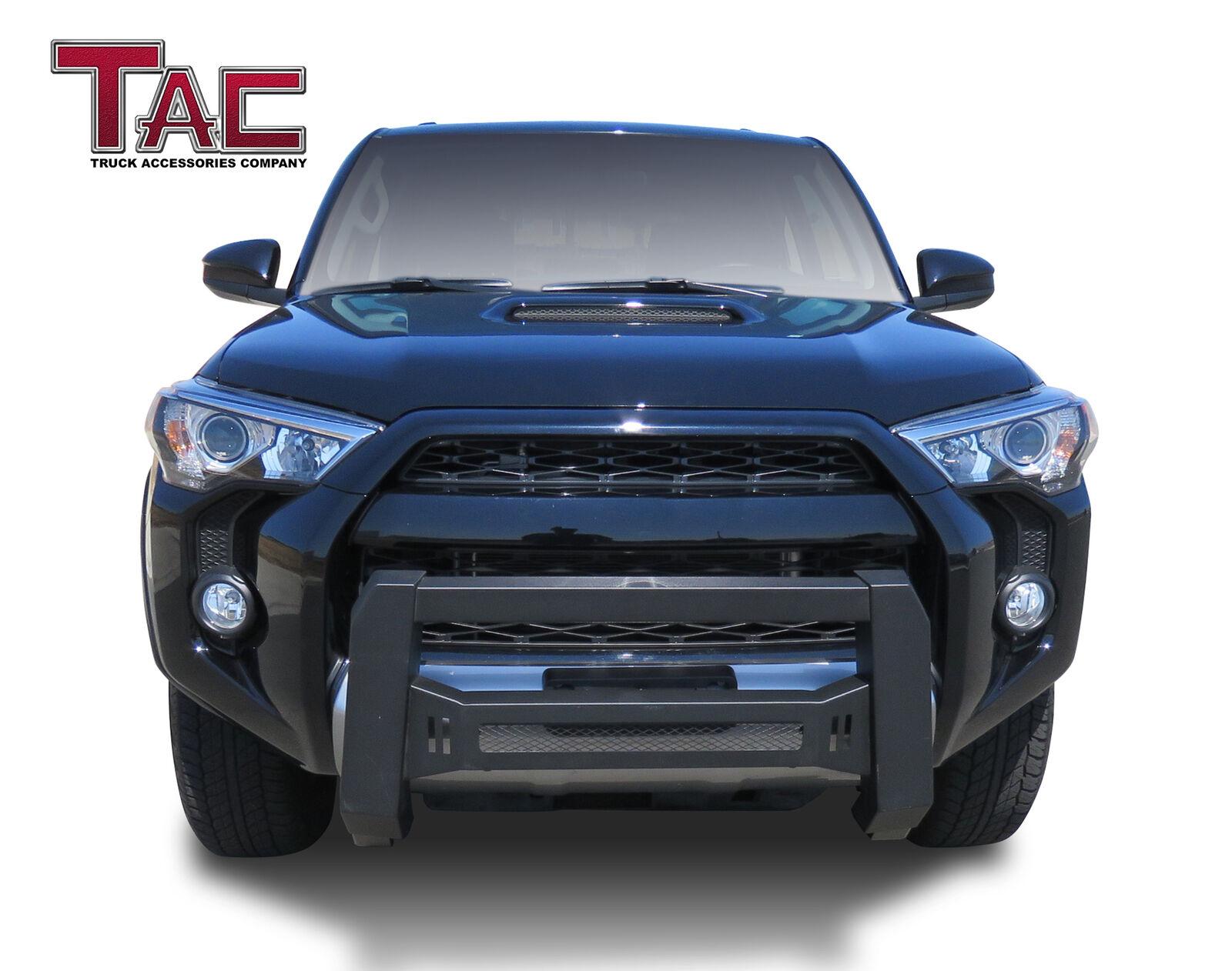 For 2010 2021 Toyota 4runner Mesh Modular Bull Bar Grille Guard Front Bumper Ebay