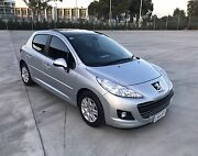 2011 Peugeot 207 51258kms automatic air/cond pwr/str books hatchback Grange Charles Sturt Area Preview