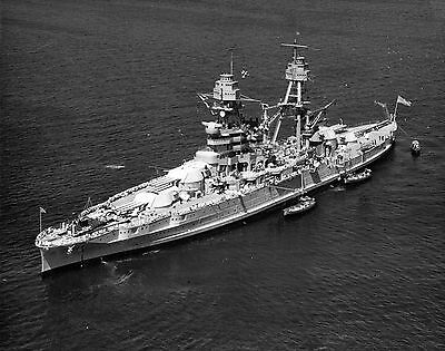 USS ARIZONA 8X10 PHOTO NAVY US USA MILITARY BB-39 SHIP BATTLESHIP