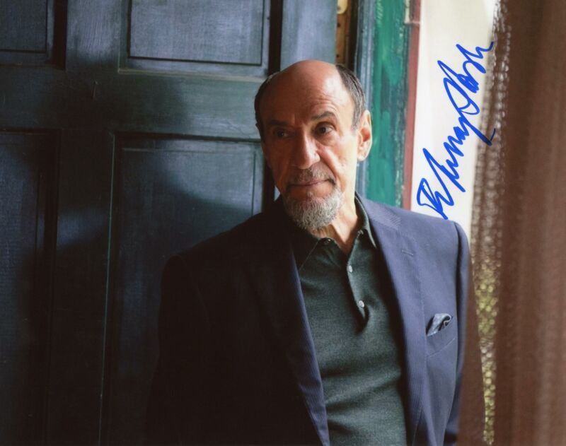 "F. Murray Abraham ""Homeland"" AUTOGRAPH Signed 8x10 Photo ACOA"