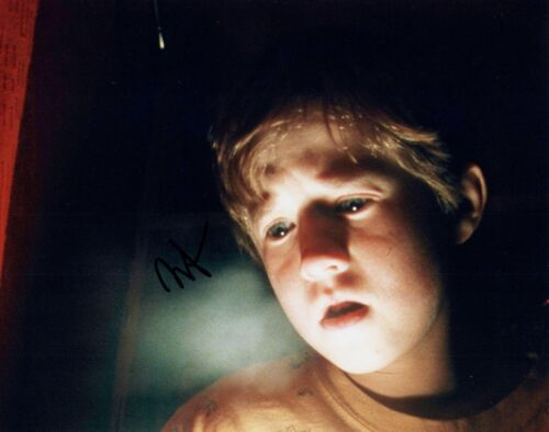 Haley Joel Osment Signed Autographed 8x10 Photo THE SITH SENSE Actor COA