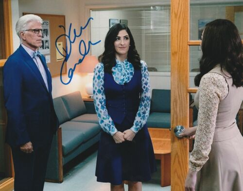 """* D""""ARCY CARDEN * signed autographed 8x10 photo * THE GOOD PLACE * 5"""