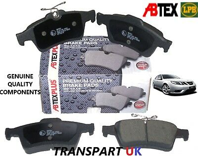 SAAB 9-3 93 1.9 TID 150BHP 120BHP DIESEL REAR BRAKE PADS SET VECTOR SPORT LINEAR
