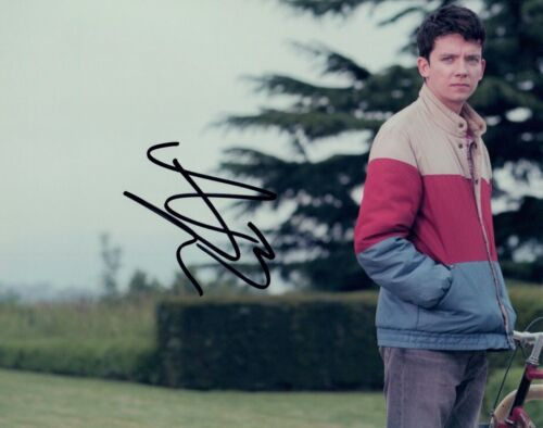 Asa Butterfield Signed Autographed 8x10 Photo SEX EDUCATION Actor COA