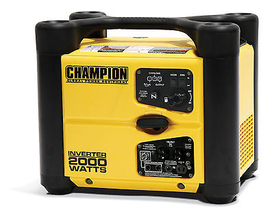 73536- 1700/2000w Champion Power Equipment Inverter - REFURBISHED