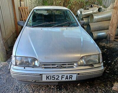 Ford Granada Ghia Mk3 2.0 Twin Cam - Low Mileage, No Rust!