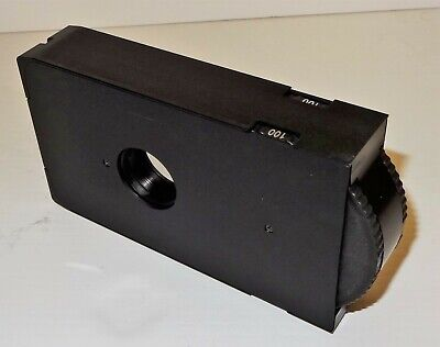 Zeiss Axio Imager Ax10 Microscope Filter Wheel