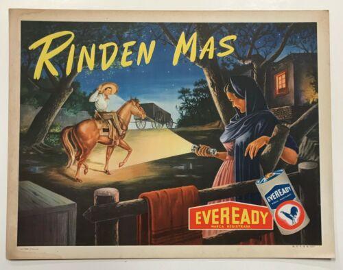Mexico. Eveready battery advertisement. Wonderfully kitsch.