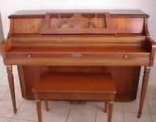 WURLITZER - 1740 Console Piano Mudgeeraba Gold Coast South Preview