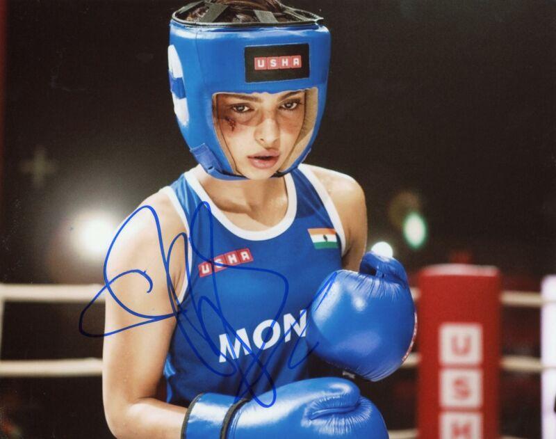 "Priyanka Chopra ""Mary Kom"" AUTOGRAPH Signed 8x10 Photo ACOA"