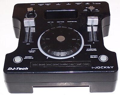 DJ Tech i-Jockey Mobile DJ Mixer Station with Built-in iPod Dock  ()