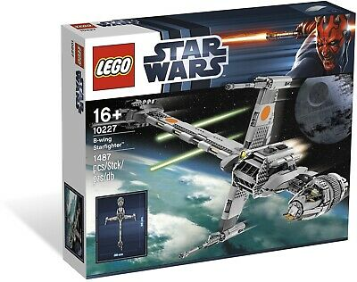 *BRAND NEW* LEGO Star Wars B-WING STARFIGHTER 10227