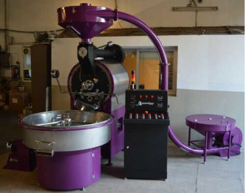 30 Kilo/ 66lb OZTURK Commercial Coffee Roaster New with loader