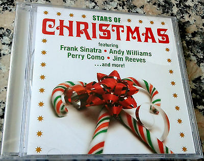 Jim Nabors Reeves Mario Lanza Patti Page Percy Faith Ed Ames NEW CHRISTMAS CD ()