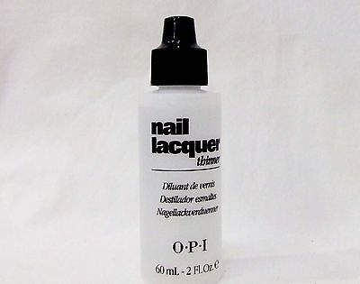 OPI Nail Polish Lacquer Thinner 2oz/59ml for sale  Shipping to Canada