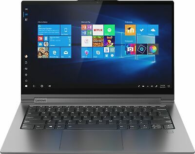 "Lenovo - Yoga C940 2-in-1 14"" Touch-Screen Laptop - Intel Core i7 - 12GB Memo..."