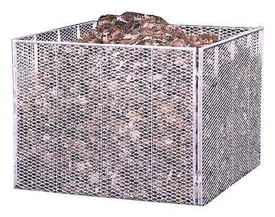 Brista Komposter Streckmetall 100 x 100 x 80 cm - 001120