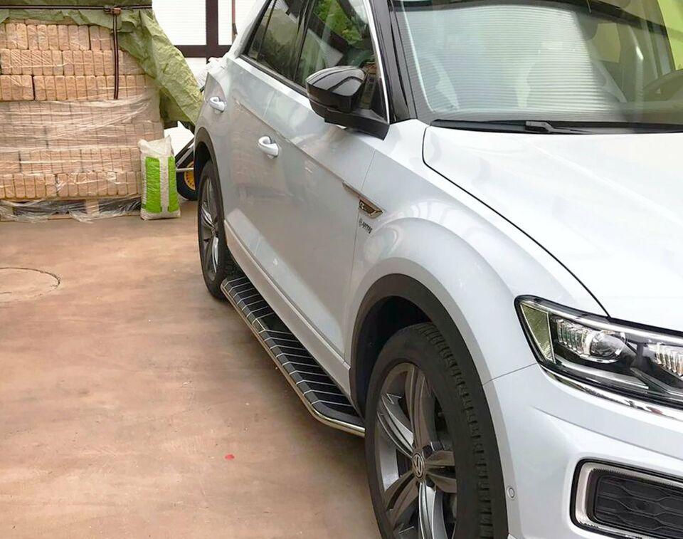 "VW T-Roc ab Bj. 17 Trittbretter ""VIP"" in München - Bogenhausen"