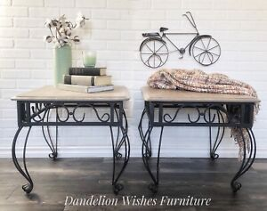 Driftwood Side Tables (pending pick up)